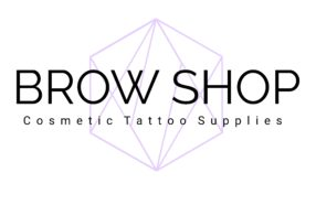 Brow Shop Logo