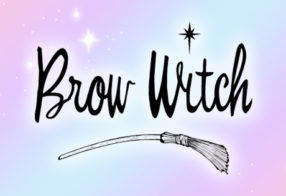 Brow Witch Logo