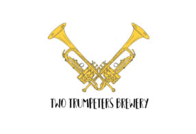 Two Trumpeters Brewing Logo
